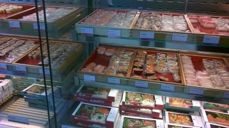 wasabi fast sushi
