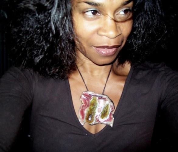 michelle bernard wearing jasmine