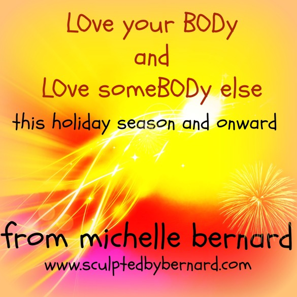 love your body with michelle bernard